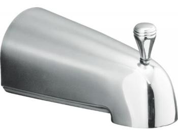 Kohler K 389 Bn Devonshire Diverter Tub Spout Brushed