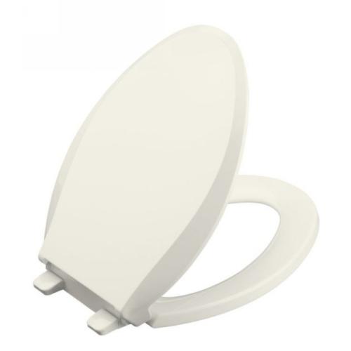 Kohler K 4636 7 Cachet Quiet Close Quick Release Toilet