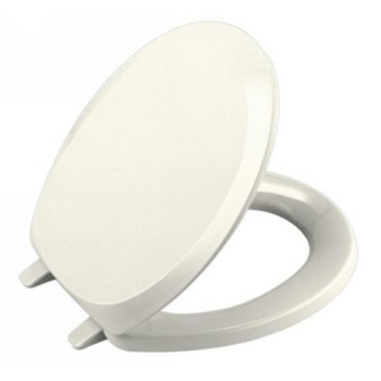 Kohler K-4663-0 French Curve Solid Plastic Toilet Seats - White
