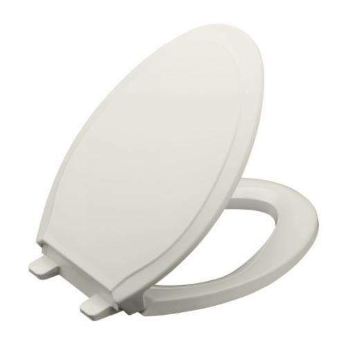 Kohler K 4734 96 Rutledge Quiet Close Quick Release Toilet