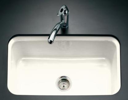 Kohler K 5832 5u 0 Bakerfield Undercounter Sink With