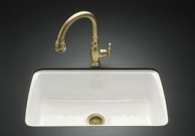 Cape Dory Undercounter Kitchen Sink