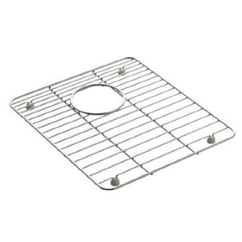 Kohler K-6157 Bottom Basin Rack for Anthem Sink - Stainless Steel ...