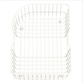 Kohler K-6521-ST Wire Rinse Basket - Stainless Steel (Pictured in White)