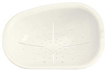 Kohler K-6605-0 Woodfield Colander - White