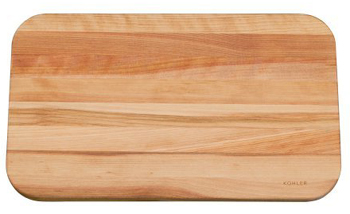 Kohler K-6633-NA Clarity Hardwood Cutting Board