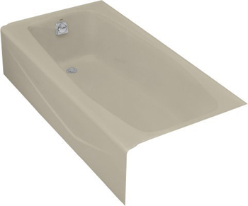 Kohler K-715-G9 Villager? 5' Bath - Sandbar
