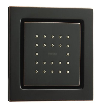 Kohler K-8003-BRZ WaterTile 22-Nozzle Bodyspray with Stimulating Spray - Oil Rubbed Bronze