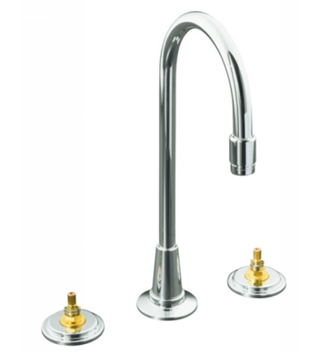Kohler K-8207-K-CP Taboret Two Handle Widespread Bar/Entertainment Faucet - Polished Chrome