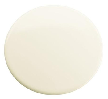 Kohler K-8830-BRZ Sink Hole Cover - Oil Rubbed Bronze (Pictured in Biscuit)
