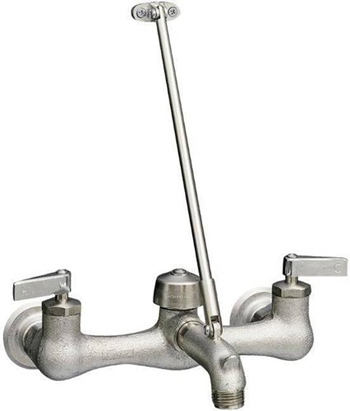 Kohler K-8907-RP Service Sink Faucet - Rough Plate