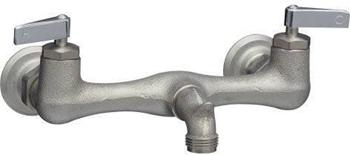 Kohler K-8924-RP Service Sink Faucet - Rough Plate