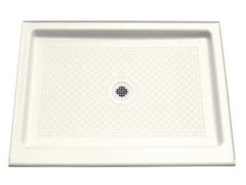 Kohler K-9025-0 Kathryn Shower Receptor - White