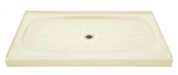 Kohler K-9055-96 Salient Shower Receptor - Biscuit