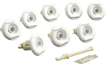 Kohler K-9398-0 Riverbath Jet Trim Kit - White