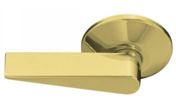 Kohler K-9439-PB Blade Trip Lever - Polished Brass