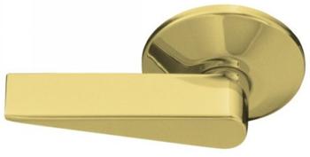 Kohler K-9470-L-PB Cimarron Blade Trip Lever Left-Hand - Polished Brass