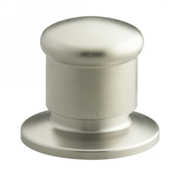 Kohler K-9530-BN Deck-Mount Two-Way Diverter Valve - Brushed Nickel