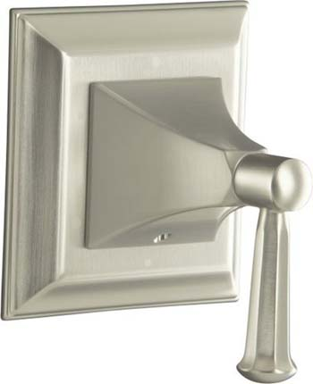 Kohler K-T10424-4S-BN Memoirs One Handle Transfer Valve Trim - Brushed Nickel