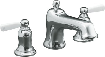 Kohler K-T10592-4P-CP Two Handle Roman Tub Faucet Trim Kit - Polished Chrome
