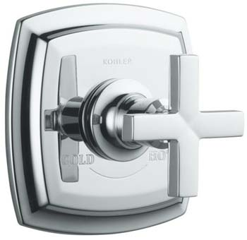 Kohler K-T16241-3-CP Margaux One Handle Volume Control Trim - Polished Chrome
