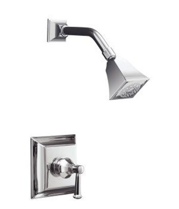 Kohler K-T462-4S-BN Memoirs Single Handle Shower Only Faucet Trim - Brushed Nickel