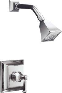 Kohler K-T462-4S-BV Memoirs Single Handle Shower Only Faucet Trim - Brushed Bronze (Pictured in Polished Chrome)