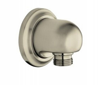 Kohler K-10574-BN Bancroft Supply Elbow - Brushed Nickel