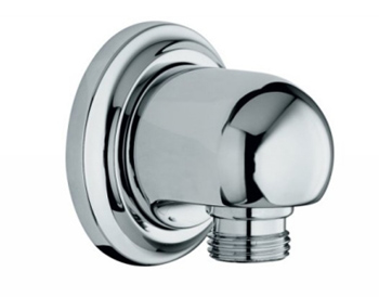 Kohler K-10574-2BZ Bancroft Supply Elbow - Oil Rubbed Bronze (Pictured in Chrome)
