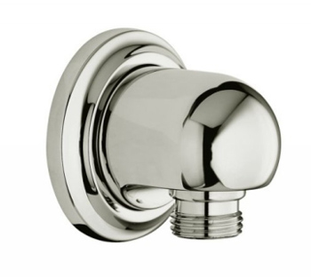 Kohler K-10574-SN Bancroft Supply Elbow - Vibrant Polished Nickel