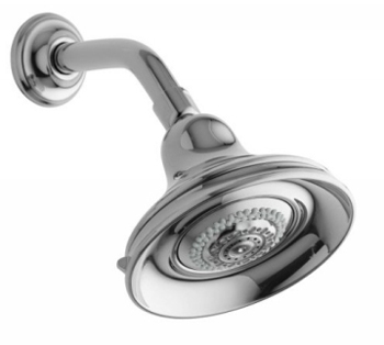 Kohler K-10591-BV Bancroft Multi-Function Showerhead Vibrant Brushed Bronze