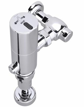 Kohler K10678CP Wave 0.5 GPF Exposed Urinal Retrofit Flushometer-Washdown - Polished Chrome