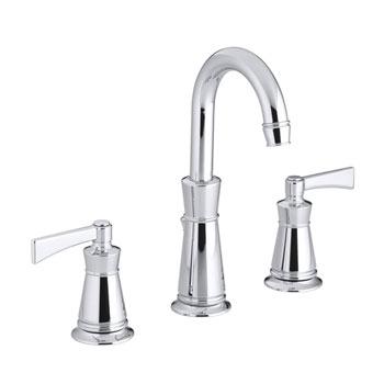 Kohler K-11076-4-CP Archer Lavatory Faucet With 8