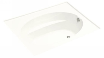 Kohler K-1115-0 Windward 6' Bath - White