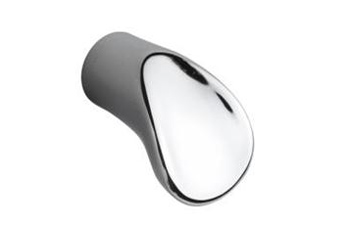Kohler K11284CP Forte Cabinet Knob Polished Chrome