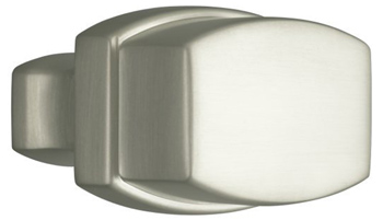 Kohler K-11425-BN Bancroft Drawer Knob - Brushed Nickel