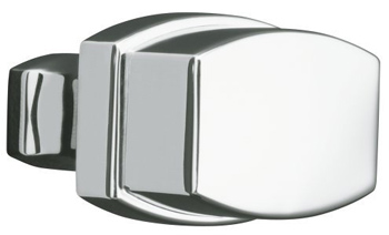 Kohler K-11425-CP Bancroft Drawer Knob - Polished Chrome