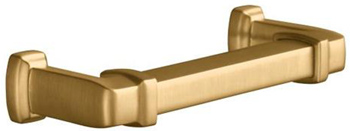 Kohler K-11426-BV Bancroft Drawer Pull - Vibrant Brushed Bronze
