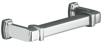 Kohler K-11426-CP Bancroft Drawer Pull - Polished Chrome