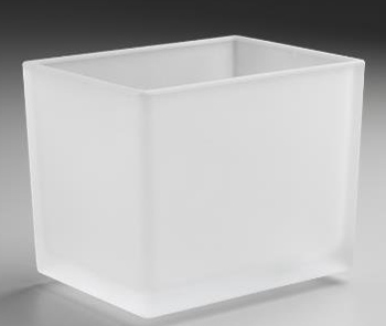 Kohler K-11596-FRG Loure Container - Frosted Glass