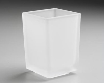 Kohler K-11598-FRG Loure Tumbler - Frosted Glass