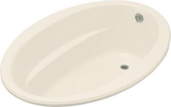 Kohler K-1163-47 Sunward 5' Oval Bath - Almond