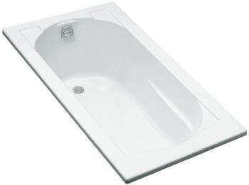 Kohler K-1184-0 Devonshire 5' Bath - White