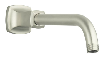 Kohler K-16280-BN Margaux Showerarm And Flange - Vibrant Brushed Nickel