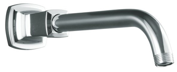 Kohler K-16280-CP Margaux Showerarm And Flange - Polished Chrome