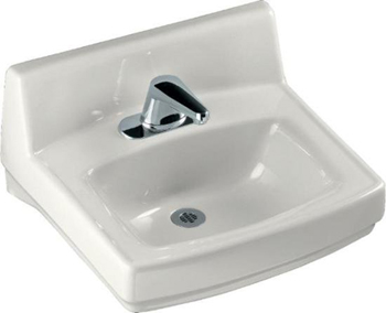 Kohler K-2032-0 Greenwich Wall-Mount Lavatory With 4