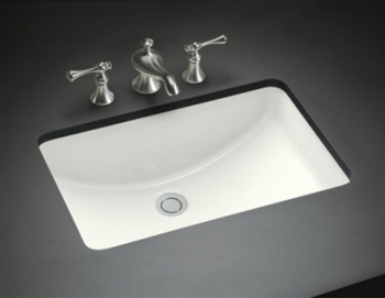 Kohler K 2214 G 0 Ladena 21 Quot Undermount Lavatory Sink With
