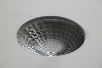 Kohler K-2361-B11 Kallos Spun Glass Undercounter Lavatory Sink - Ice