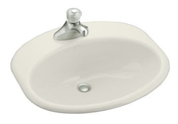 Kohler K-2929-8-96 Providence Self-Rimming Lavatory With 8