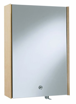 Kohler K-3091-NA Purist Mirrored Cabinet With Laminar Flow Faucet